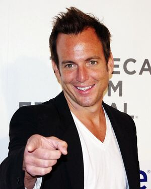 Will Arnett (voice of lone gunslinger)