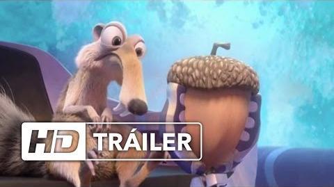 ICE AGE EL GRAN CATACLISMO Tráiler 15 de julio en cines
