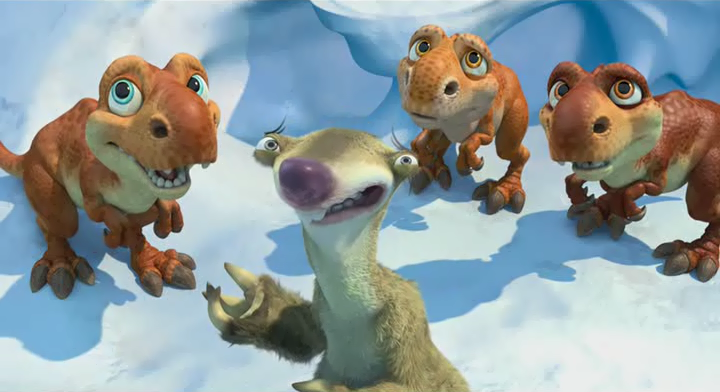Baby Dinos About Eat Flightless Png