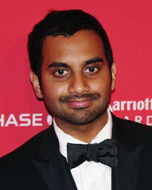 Aziz Ansari (voice of Squint)