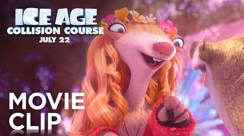"Ice Age Collision Course ""Brooke"" Clip"