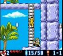 ICE AGE game boy color