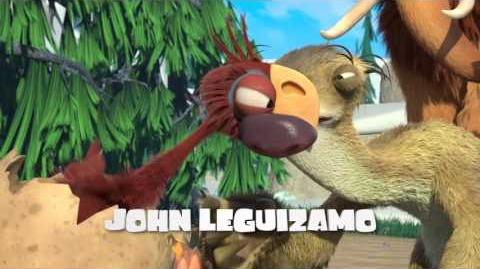 Ice Age the great egg-scapede promo