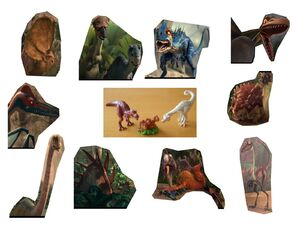 Ice Age 3 Dinosaurs