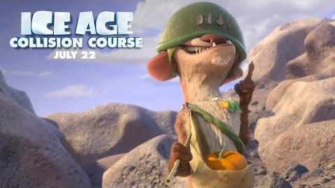 Ice Age Collision Course Buck Starts Here