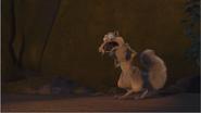 Scrat finally got his acorn
