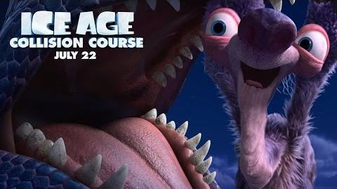"""Ice Age Collision Course """"Figaro"""""""