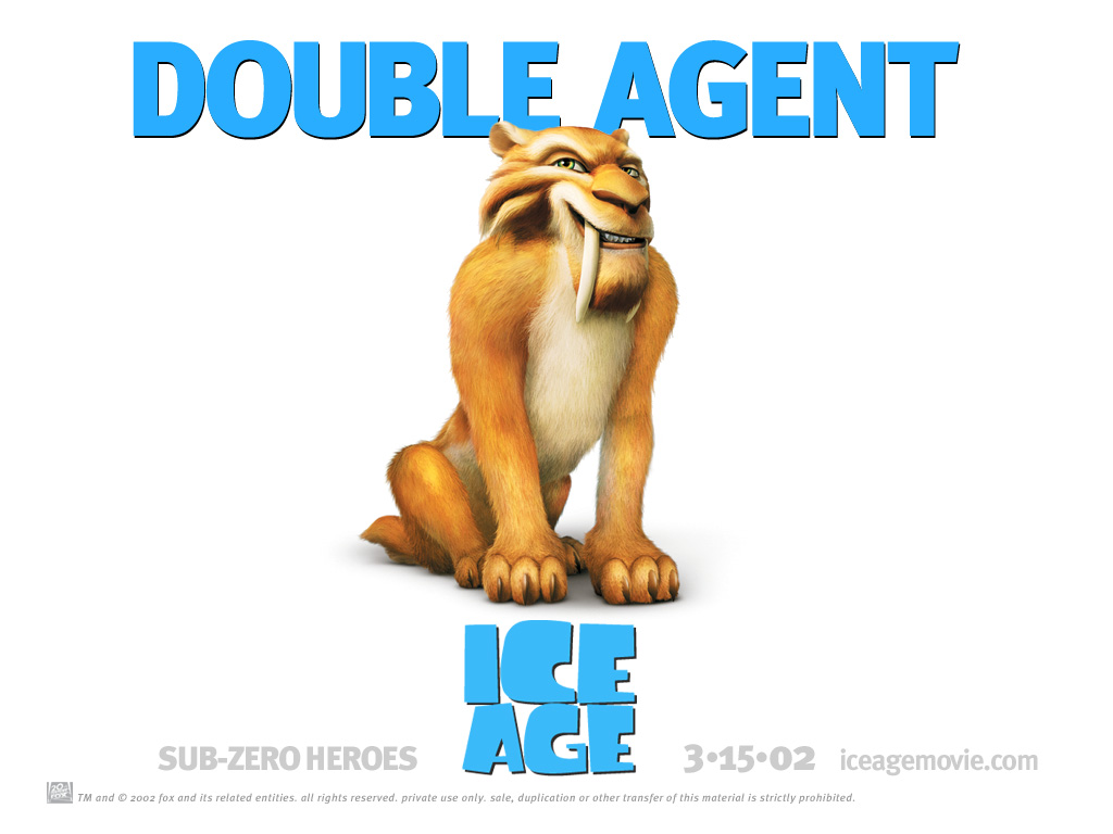 Image - Ice Age poster - Diego \