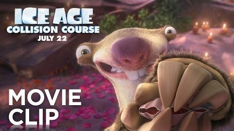 """Ice Age Collision Course """"Sid's Proposal"""" Clip HD FOX Family"""