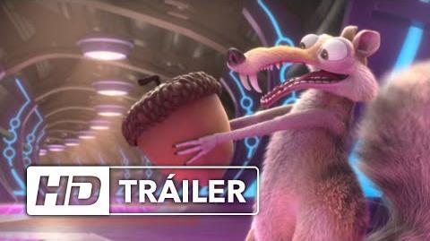 ICE AGE EL GRAN CATACLISMO Nuevo Tráiler 15 de julio en cines