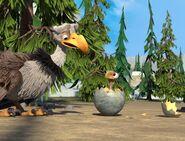 Ice Age- The Great Egg-Scapade Condor Mom