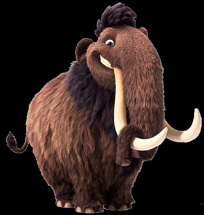 Mammut Ice Age