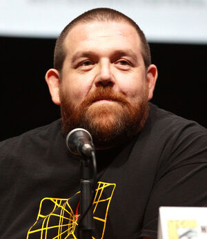 Nick Frost (voice of Flynn)