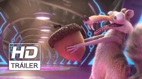 La Era de Hielo Choque de Mundos Trailer Oficial 3 Doblado