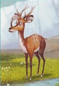 Elk concept art