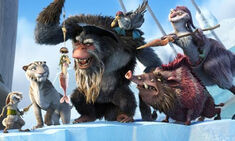 Pirates capture Scrat
