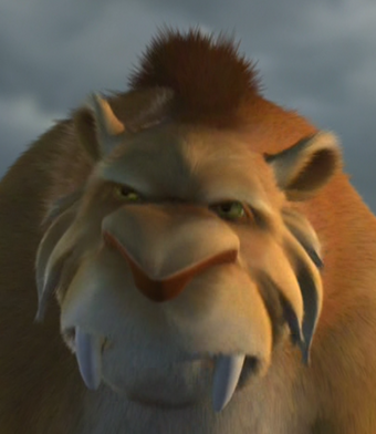 scimitar toothed cat ice age wiki