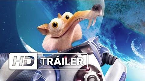 ICE AGE EL GRAN CATACLISMO Tráiler 2 15 de julio en cines