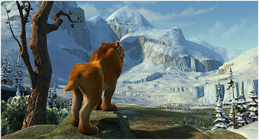 Diego overlooking Snow Valley