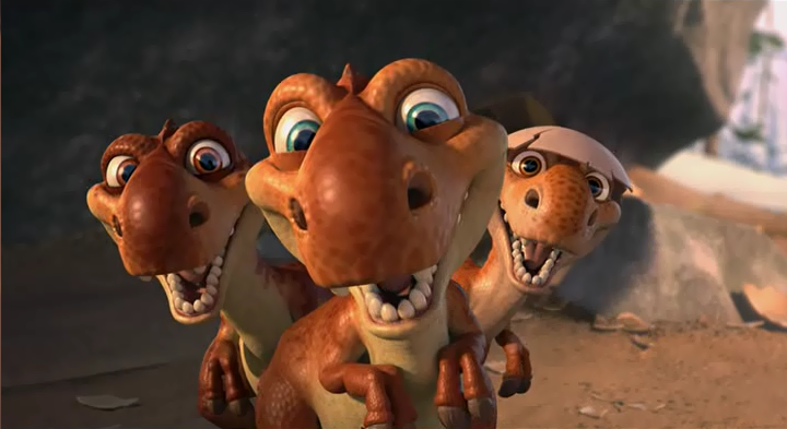 Sid Playing With Baby Dinos Png