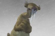 Sid's Frozen Snot
