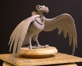Sculpture of Condor-2