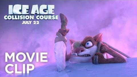 "Ice Age Collision Course ""Buck Is Back"" Clip"