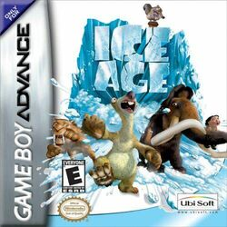 Ice age game box