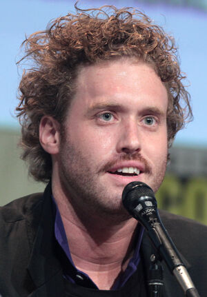 T. J. Miller (vocie of Prancer)