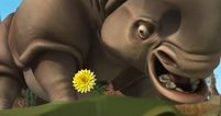 Ice Age Carl Spots A Dandelion