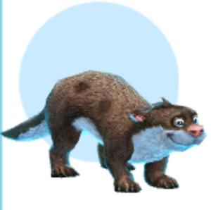 Sea Otter Ice Age