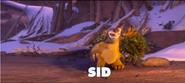 Sid with Fake Rabies