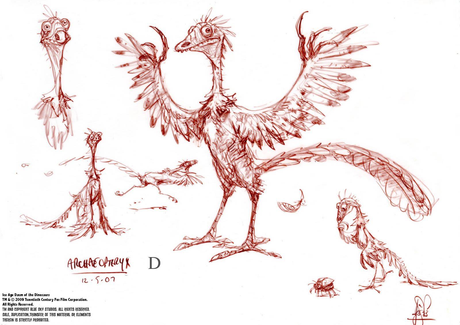 Archaeopteryx   Ice Age Wiki   FANDOM powered by Wikia