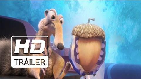 La Era de Hielo Choque de Mundos Trailer Oficial Doblado