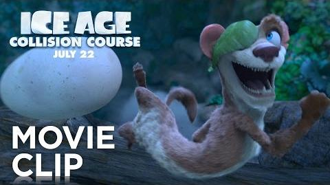 """Ice Age Collision Course """"Figaro"""" Clip HD FOX Family"""