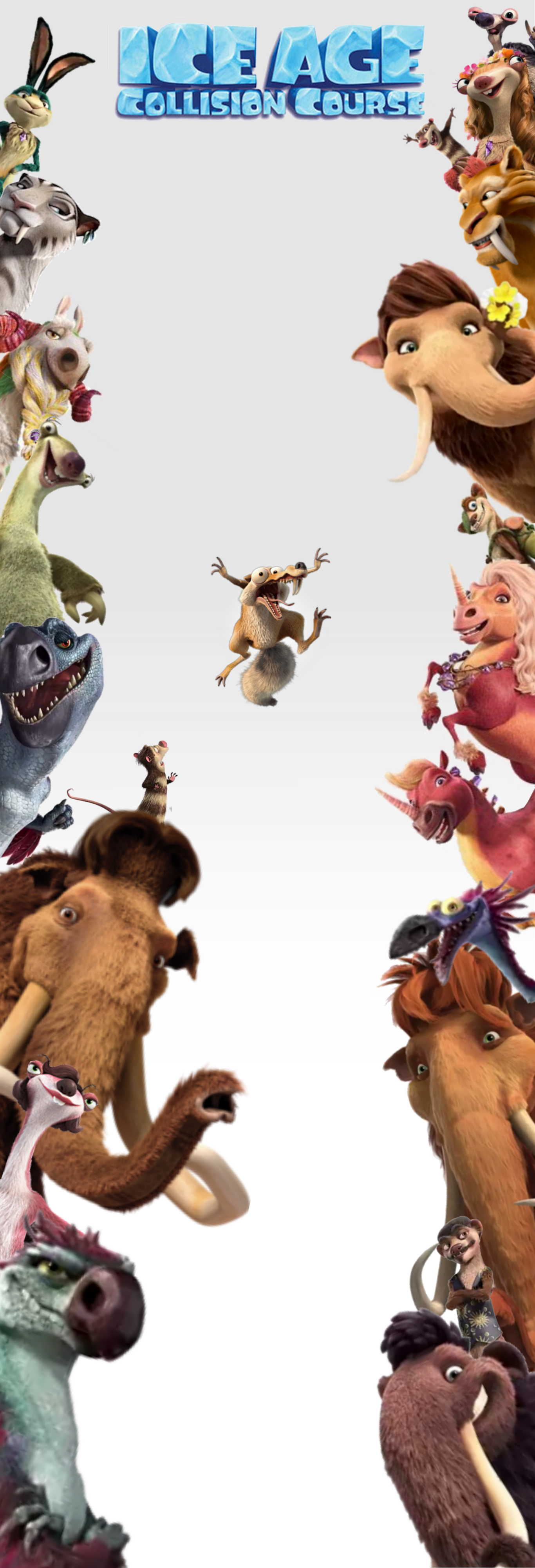 Image - Ice Age Collision Course Fan-art made by HojomojoJDg3G6 all ...