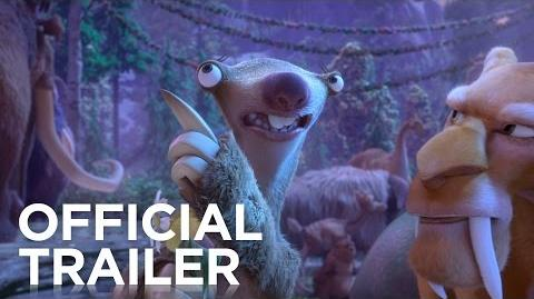 Ice Age Collision Course Trailer 2