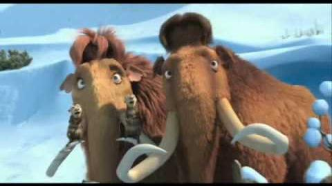 Ice Age 3 - One Angry Fossil