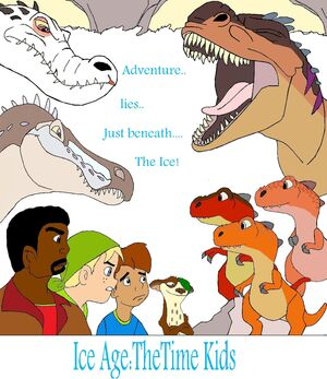 Picdino kenmomthe time kids poster2
