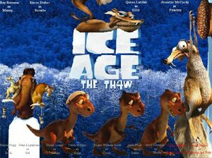 Ice Age 4- The Th4w