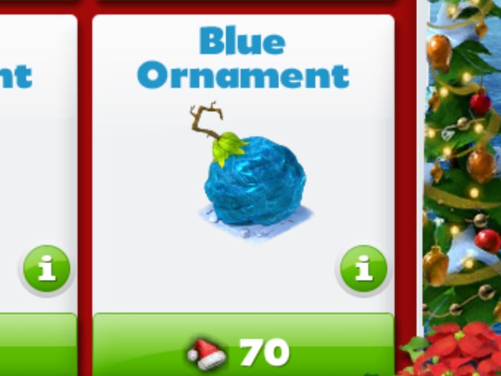 Image - Blue ornament.jpeg | Ice Age Village Wiki | FANDOM powered ...