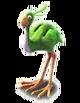 Animal-GreenOstrich
