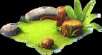Habitat stumps