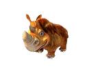 Woolyrhinobaby