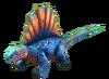 Bluedimetrodon