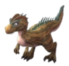 Croppedallosaurus