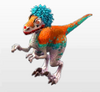 Clown osaurus