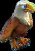 Clean eagle