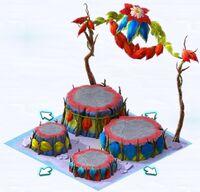 Circus habitat