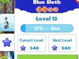 Blue Sloth